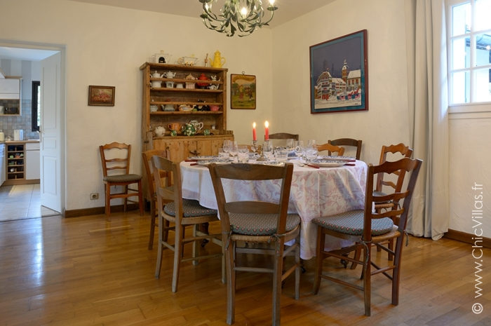 Villa Vert Basque - Luxury villa rental - Aquitaine and Basque Country - ChicVillas - 9