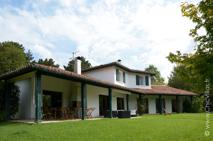 Villa Vert Basque - Luxury villa rental - Aquitaine and Basque Country - ChicVillas - 2