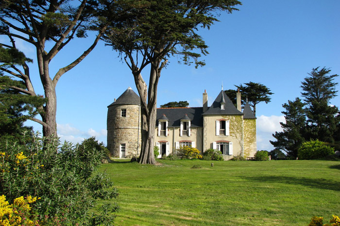 Le Domaine du Moulin - Luxury villa rental - Brittany and Normandy - ChicVillas - 2